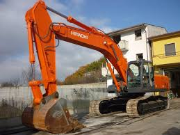 used hitachi excavator for sale