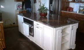recycled countertops antique white kitchen island lighting