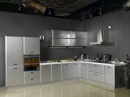 stainless steel kitchen cabinets online modern kitchen ideas feats metal and stainless steel stainless