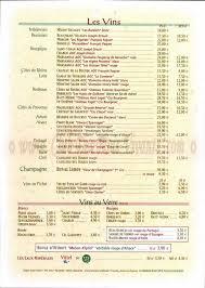 restaurant le bureau epinal restaurant pub brasserie restaurant au bureau carte et menus