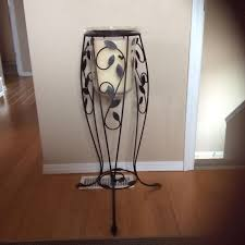 Large Floor Candle Stands by Best Beautiful Party Lite Verona Candle Stand Base With Glass