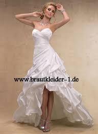 brautkleid hochzeitskleid satin vokuhila brautkleid hochzeitskleid mit kleine schleppe