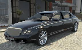 bentley maybach maybach 62 s sound swap gta5 mods com