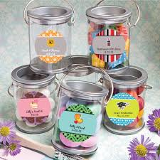 wedding favor containers custom mini paint can favor containers