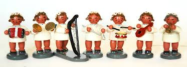 German Christmas Decorations For Sale by East German Christmas Ornaments For Sale