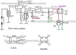 atv rectifier wiring four wire atv wiring diagrams