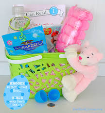 Homemade Easter Baskets by Kroger Easter Basket Hop Foodtastic Mom