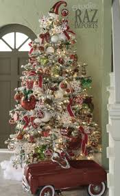 Crazy Christmas Light Show by 20 Best Flocked Christmas Trees Images On Pinterest Merry