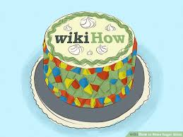 3 ways to make sugar glass wikihow