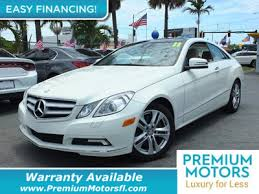mercedes warranty information 2011 used mercedes e class 2dr coupe e 350 rwd at premium