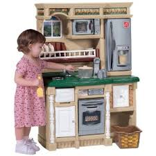Step Two Play Kitchen by Deal On Step 2 Lifestyle Custom Kitchen