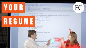 Job Getting Resume by This Resume Can Help You Get That Job Youtube