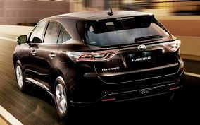 comparison toyota harrier premium 2016 vs subaru forester