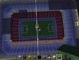 los angeles sport complex first stadium soccer minecraft project