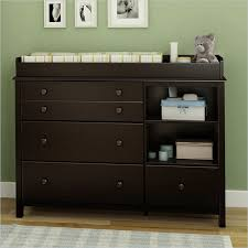 Changing Table And Dresser Set Black Changing Table Dresser Baby Tables The Land Of Nod