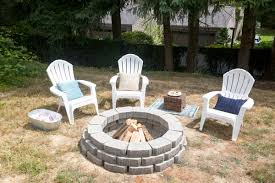 Small Firepit Dunndiy Seattlewa Firepit Outdoor Pit How To Build An Small