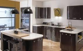 Small Modular Kitchen Designs L Shaped Kitchen Breakfast Bar Kutsko Kitchen