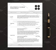 Resume Template For Pages Pages Resume Templates Creative Resume Template For Word Us