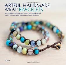 hand made bracelet images Artful handmade wrap bracelets a complete guide to creating jpg