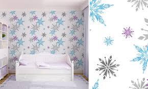 Frozen Kids Room by Decoración Frozen Para Habitaciones Infantiles Decofilia Kids
