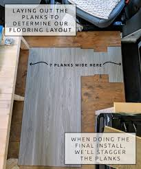 can i put cabinets on vinyl plank flooring how to install vinyl flooring in a cer vanconverts