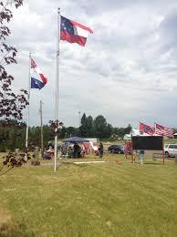 Jefferson State Flag Jefferson Davis Park Rally June 2015 Sons Of Confederate