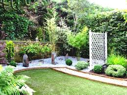 funky small garden design ideas for a with shed designs planter