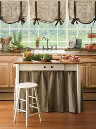 Country Style Kitchen Curtains And Valances Country Kitchen Curtains Tie Up Valance Kitchen Curtain Photos