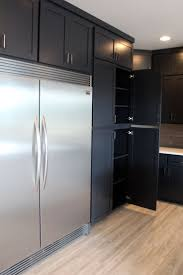 Black Painted Kitchen Cabinets 41 Best Kitchen Details By Gnw Images On Pinterest