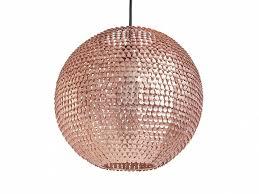 Modern Sphere Chandelier Modern Ceiling Lamp Pendant Sphere Chandelier Copper Seine