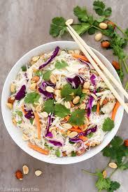noodle salad recipes thai coconut noodle salad everyday easy eats