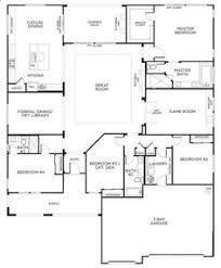 Drawing Floor Plan House Plan 207 00031 Contemporary Plan 3 591 Square Feet 4