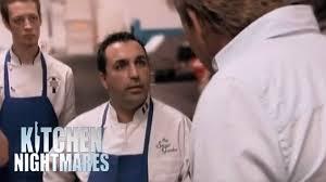 Best Kitchen Nightmares Episodes Gordon Confronts Arrogant French Chef Kitchen Nightmares Youtube
