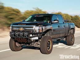 chevy prerunner truck 2011 chevy silverado 2500hd point man truckin magazine