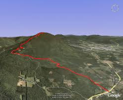 Mt Washington Map by Comparison Of Ne Hillclimb Races