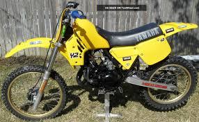 vintage yamaha motocross bikes 125 dirt bikes yz images reverse search