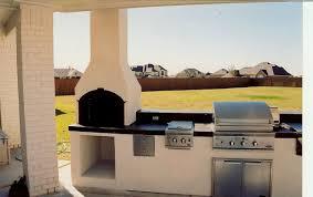 Outdoor Kitchen Pizza Oven Design Kitchen Makeovers Gas Fired Pizza Oven Outdoor Outdoor Pizza