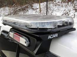 toyota tacoma light bar roof mount drill free roof top mount acari products