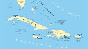 Blank Map Of The Bahamas by Mapa De Las Antillas Mayores Y Las Bahamas Mapas Del Mundo