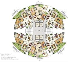 Residential Plan Site Plan Supertech Orb At Sector 74 Noida Investors Clinic