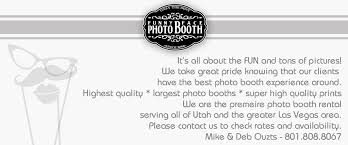 photo booth rental utah our photo booths utah s premier wedding photo booth rental