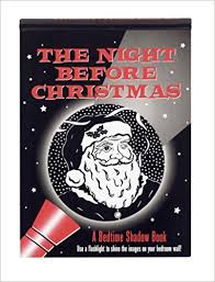 the before a bedtime shadow book activity books