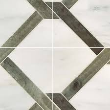 wood geometric white floor marble and wood geometric pattern texture seamless 19339