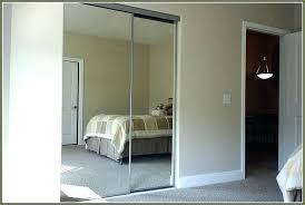 Sliding Closet Doors Installation Closet Mirror Sliding Closet Doors Mirror Closet Doors Sliding