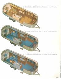 airstream travel trailers floor plans airstream travel trailers