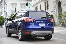 Ford Escape Blue - 2013 ford escape recalled for the third time since july again for