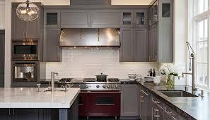 Contemporary Kitchen Colors 24 Grey Kitchen Cabinets Designs Decorating Ideas Design