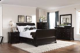 King Platform Storage Bed With Drawers Homelegance Inglewood Sleigh Platform Bed With Storage 1402sl 1