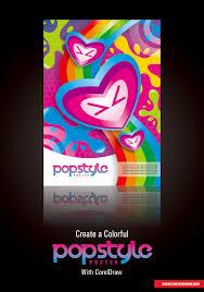 membuat poster dengan corel draw x7 design in coreldraw