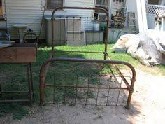 Antique Cast Iron Bed Frame Wrought Iron Bed Frames Antique Bed Frames Ideas Pinterest